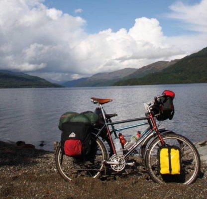 West Loch Lomond Cycle Path