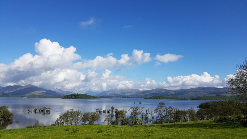 overnight stay in loch lomond and the trossachs