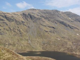 Beinn Dubhcraig Loch Oss