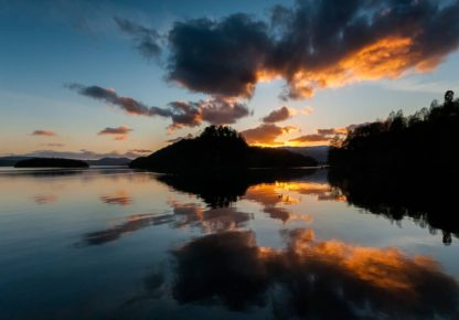 Inchcailloch Island