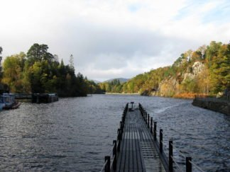 Loch Katrine Pier_The Great Trossachs Path