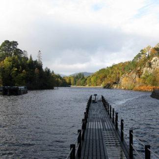 Loch Katrine Pier_The Great Trossachs Path