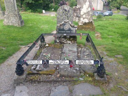 Rob Roy MacGregor Grave
