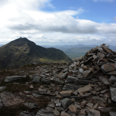 Summit of Ben Oss