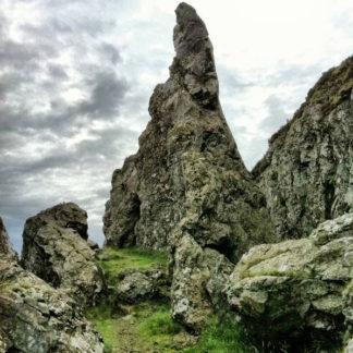The Whangie_John Muir Way