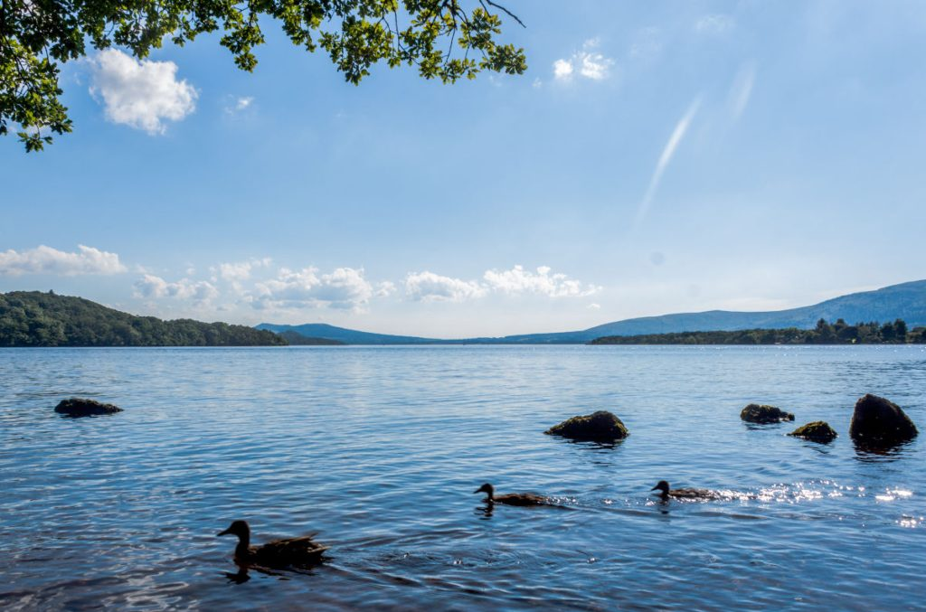 introduction to loch lomond and the trossachs