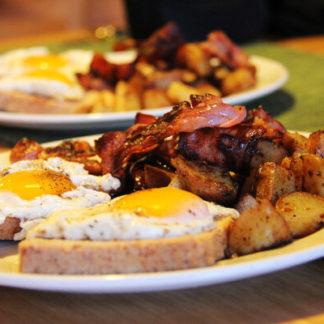 Killin hotel free scottish breakfast
