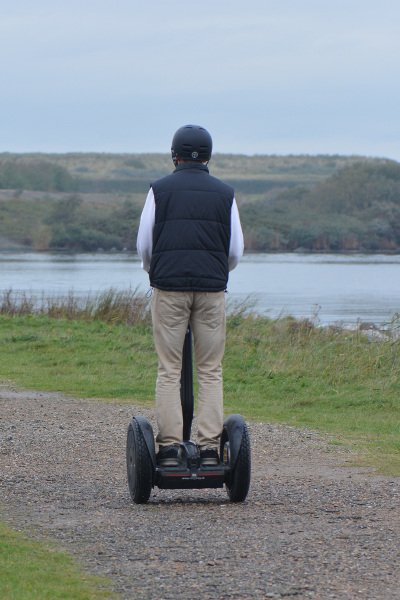 segway safari at loch lomond shores