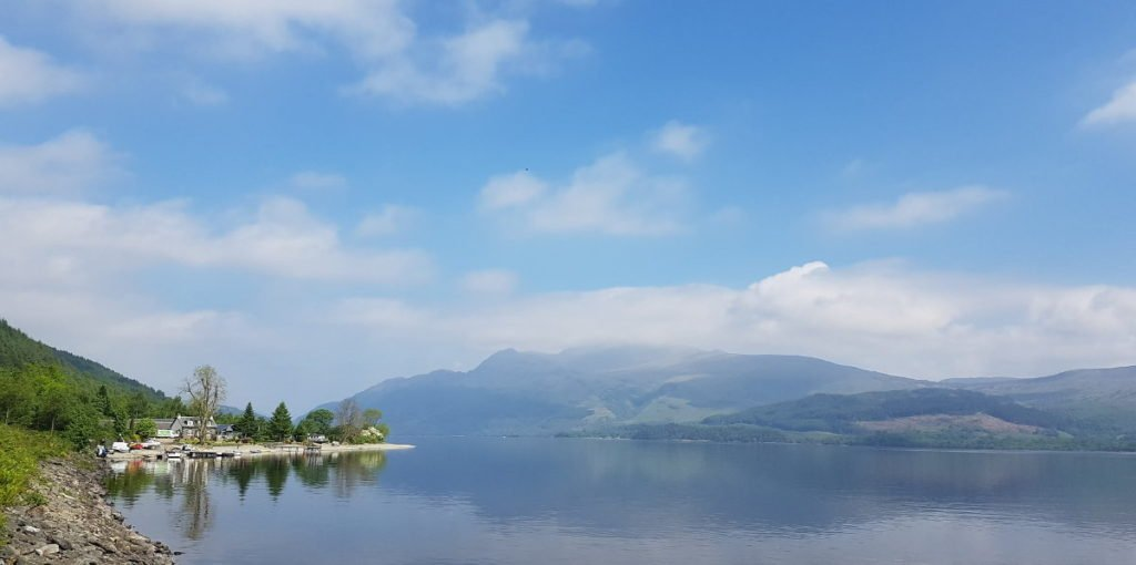 short breaks in loch lomond