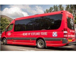 heart of scotland bus tours in Loch Lomond