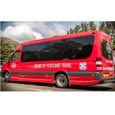 heart of scotland bus tours in Loch Lomond