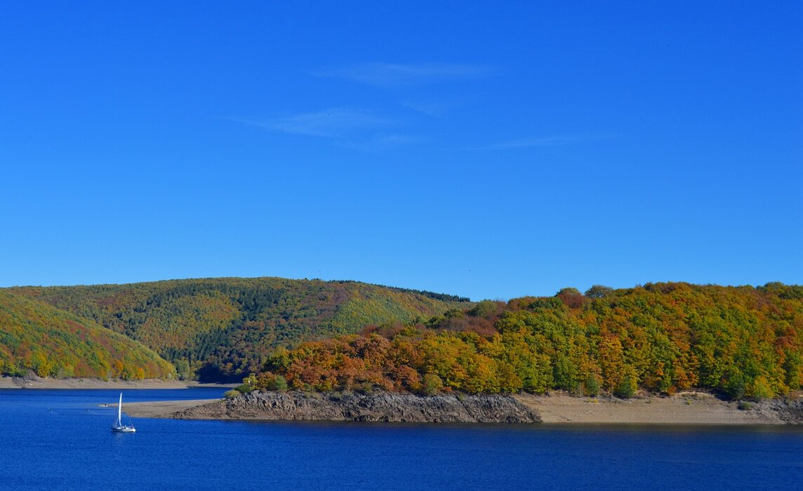October holidays in loch lomond