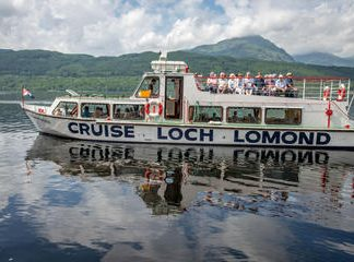 Loch Lomond Circular Cruise from Tarbet Rob Roy Discovery