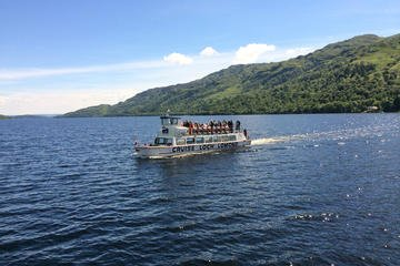 Loch Lomond Cruise: Northern Highlights