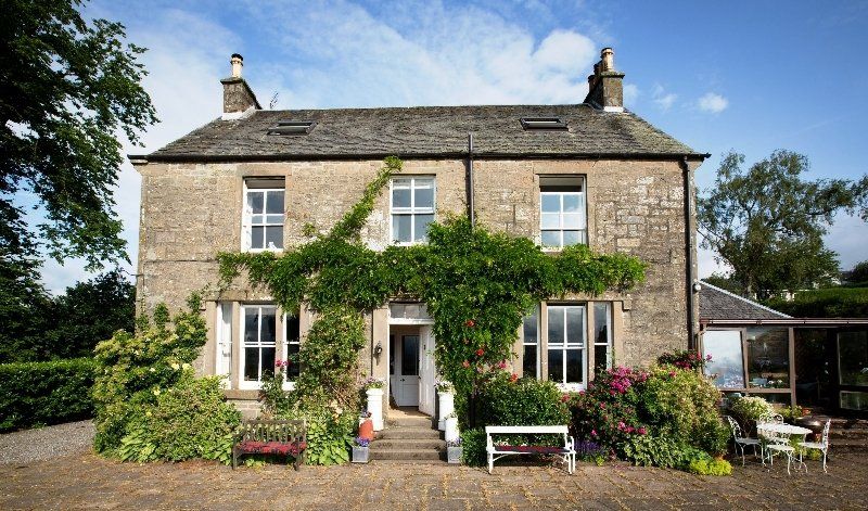 romantic bed and breakfast in loch lomond and the trossachs