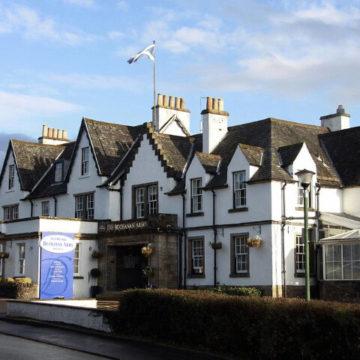 spa hotels in loch lomond
