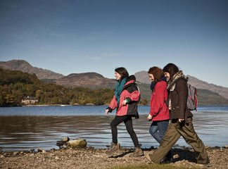 West Highland Way Walk with Return Cruise on Loch Lomond from Tabet