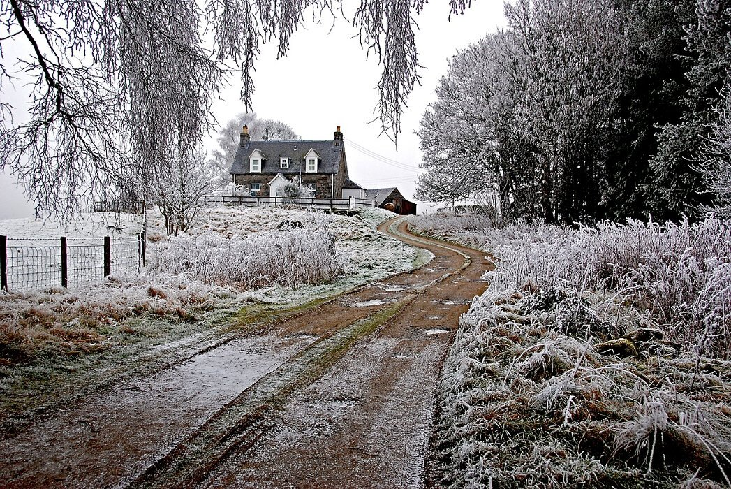 winter holidays in Loch Lomond