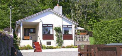 holiday rentals trossachs