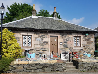 holiday rentals in the trossachs