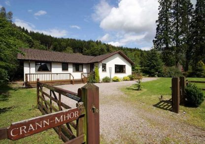 Crann Mhor Holiday Home