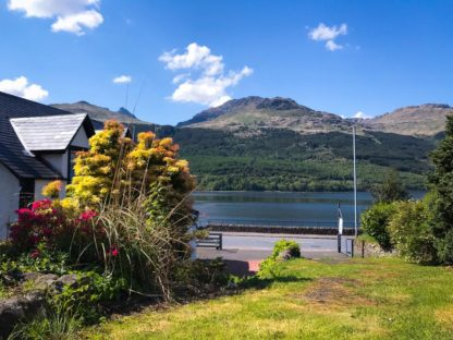 An Corr, Arrochar