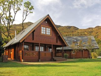 Ardlui Lochside Lodges