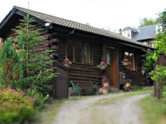An Carraig Log Cabin